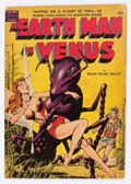 Golden Age (1938-1955):Science Fiction, Earth Man on Venus #nn (Avon, 1951) Condition: GD+....