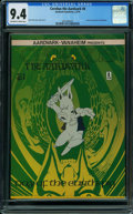 Cerebus the Aardvark #8 (Aardvark-Vanahem, 1979) CGC NM 9.4 OFF-WHITE TO WHITE pages