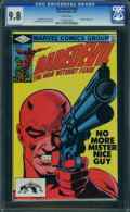 Modern Age (1980-Present):Superhero, Daredevil #184 (Marvel, 1982) CGC NM/MT 9.8 WHITE pages.