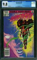 Modern Age (1980-Present):Superhero, Daredevil #190 (Marvel, 1983) CGC NM/MT 9.8 OFF-WHITE TO WHITE pages.
