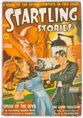 Pulps:Horror, Startling Stories - March 1943 (Standard) Condition: VG....