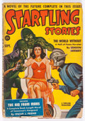 Pulps:Horror, Startling Stories - September 1940 (Standard) Condition: GD....