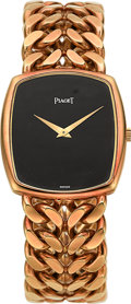 Estate Jewelry:Watches, Piaget Gentleman's Gold Watch. ...