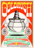 Music Memorabilia:Posters, Big Brother And The Holding Company/Quicksilver MessengerService/Country Joe And The Fish - Group Of Sixteen Family DogSerie...
