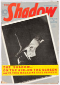 Pulps:Hero, Shadow V23#5 (Street & Smith, 1937) Condition: GD/VG....