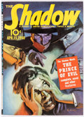 Pulps:Detective, Shadow V33#4 Pennsylvania Pedigree (Street & Smith, 1940)Condition: VF....