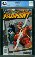 Modern Age (1980-Present):Superhero, Flashpoint (Elseworlds Flash) #1 (DC, 1999) CGC NM- 9.2 WHITE pages.