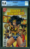 Body Doubles #4 (DC, 2000) CGC NM 9.4 WHITE pages