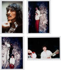 Music Memorabilia:Photos, George Harrison Color Photos by Nancy Andrews with Slides and FullCopyright (1970s)....
