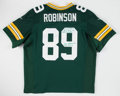Football Collectibles:Uniforms, Dave Robinson Signed and Inscribed Green Bay Packers Jersey. ...
