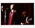 Music Memorabilia:Photos, Rolling Stones - Limited Edition Print Of Mick Jagger By JimCummins Performing At Madison Square Garden (1969)....
