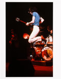 Music Memorabilia:Photos, The Who - Limited Edition Print Of Pete Townshend at Fillmore EastBy Jim Cummins (1969)....
