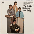 Music Memorabilia:Recordings, Beatles Yesterday And Today Sealed Original Mono LP (Capitol T2553, 1966). ...