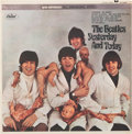 """Music Memorabilia:Recordings, Beatles Yesterday and Today Third State Stereo """"ButcherCover"""" LP (Capitol ST2553, 1966). ..."""