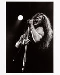 Music Memorabilia:Photos, Janis Joplin - Limited Edition Print By Jim Cummins Of PerformanceAt Fillmore East, New York (1969)....