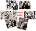 """Movie/TV Memorabilia:Photos, A Program and Black and White Stills from """"A Streetcar Named Desire,"""" 1949, 1970s...."""