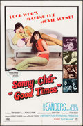 """Movie Posters:Comedy, Good Times & Other Lot (Columbia, 1967). One Sheets (2) (27"""" X 41""""). Comedy.. ... (Total: 2 Items)"""