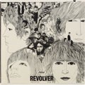 Music Memorabilia:Recordings, Beatles Revolver Sealed Original Mono LP (Capitol T2576, 1966). ...
