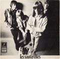 Music Memorabilia:Recordings, Les Sauterelles Stereo LP (Switzerland - Colombia ZPX 108, 1966)....