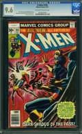 X-Men #106 (Marvel, 1977) CGC NM+ 9.6 Off-white to white pages