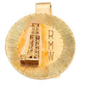 Estate Jewelry:Other, Gold Money Clip. ...