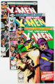 X-Men Group of 45 (Marvel, 1980-86) Condition: Average NM-.... (Total: 45 Comic Books)