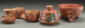 Pre-Columbian:Ceramics, Four West Mexico Vessels... (Total: 4 Items)