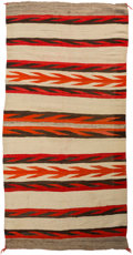American Indian Art:Weavings, A Navajo Regional Rug. c. 1925...