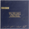Music Memorabilia:Recordings, The Beatles Collection Limited Edition Box Set Number 0015, Still Sealed (EMI BC 13, 1978) with Original Shipping Case...