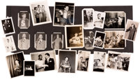 A Frank Sinatra Massive Collection of Rare or Never-Before-Seen Black and White Snapshots, 1940s