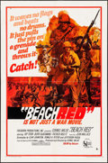 "Movie Posters:War, Beach Red & Other Lot (United Artists, 1967). One Sheets (2)(27"" X 41""). War.. ... (Total: 2 Items)"