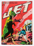 Golden Age (1938-1955):Science Fiction, Jet Powers #2 (Magazine Enterprises, 1951) Condition: FN+....