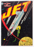 Golden Age (1938-1955):Science Fiction, Jet Powers #4 (Magazine Enterprises, 1951) Condition: VG/FN....