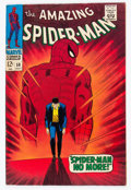 Silver Age (1956-1969):Superhero, The Amazing Spider-Man #50 (Marvel, 1967) Condition: FN+....