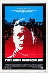 """The Lords of Discipline & Others Lot (Paramount, 1983). One Sheets (2) (27"""" X 41"""") 3 Sheet (41"""" X..."""