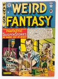 Golden Age (1938-1955):Science Fiction, Weird Fantasy #13 (EC, 1952) Condition: VG....