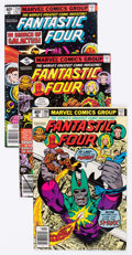 Modern Age (1980-Present):Superhero, Fantastic Four Short Box (Marvel, 1979-87) Condition: AverageNM-....