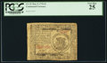Colonial Notes:Continental Congress Issues, Continental Currency May 9, 1776 $1 PCGS Very Fine 25.. ...