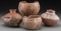 Pre-Columbian:Ceramics, Four Pre-Columbian Vessels. ... (Total: 4 Items)