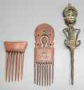 Other, Three African Items... (Total: 3 Items)