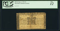 Colonial Notes:Maryland, Maryland January 1, 1767 $1 PCGS Fine 12.. ...