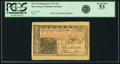 Colonial Notes:New Jersey, New Jersey March 25, 1776 12s PCGS About New 53.. ...