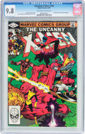 Modern Age (1980-Present):Superhero, X-Men #160 (Marvel, 1982) CGC NM/MT 9.8 Off-white to whitepages....