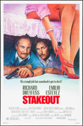 "Movie Posters:Action, Stakeout & Others Lot (Buena Vista, 1987). One Sheets (4) (27""X 41""). Action.. ... (Total: 4 Items)"