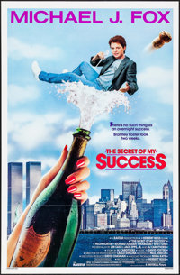 "The Secret of My Success & Other Lot (Universal, 1987). One Sheets (2) (27"" X 41""). Comedy. ... (Total..."