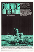 """Movie Posters:Documentary, Footprints on the Moon: Apollo 11 & Other Lot (20th Century Fox, 1969). One Sheets. (2) (27"""" X 41"""", 27"""" x 40""""). Documentary.... (Total: 2 Items)"""