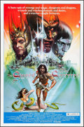 """Movie Posters:Fantasy, The Sword and the Sorcerer & Other Lot (Group 1, 1982). One Sheets (2) (27"""" X 41""""). Fantasy.. ... (Total: 2 Items)"""
