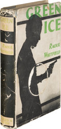 Books:Mystery & Detective Fiction, Raoul Whitfield. Green Ice. London: Alfred A. Knopf, 1930.First English edition....