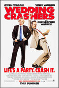 """Movie Posters:Comedy, Wedding Crashers & Others Lot (New Line, 2005). One Sheets (5)(27"""" X 40"""", 27"""" X 41"""") DS Advance. Comedy.. ... (Total: 5 Items)"""