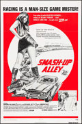 """Movie Posters:Sports, Smash-Up Alley (Country Wide, 1974). One Sheet (27"""" X 41""""). Sports.. ..."""